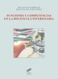 Funciones y competencias en la docencia universitaria.