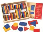 Bloques lógicos de madera II