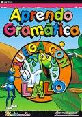 Aprendo gramática. Juega con Lalo. ( CD ) - Versión educativa -