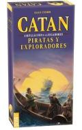 Catan - Piratas y Exploradores. Ampliación para 5-6 jugadores