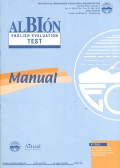Manual de ALBIÓN, English Evaluation Test.