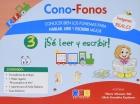 Cono-Fonos 3. Se leer y escribir