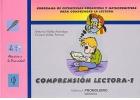 Comprensión lectora 1. Programa de estrategias cognitivas y meta-cognitivas para comprender la lectura.