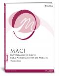 Manual de MACI, Inventario Clinico para Adolescentes Millon.