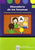 Abecedario de los fonemas. Programa de intervención articulatoria. (Manual)