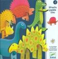 Puzle estructura dinosaurio (Structu puzzle dino)