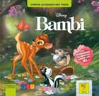 Bambi cuento con pictograma y lengua de signos bimodal. Cuentos accesibles para todos.