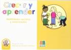 Crecer y aprender. Habilidades sociales y emocionales. 5 años. Programa de educación temprana.