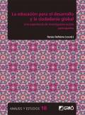 La educación para el desarrollo y la ciudadanía global Una experiencia de investigación-acción participativa