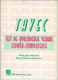 25 ejemplares de TAVEC, Test de Aprendizaje Verbal España-Complutense.