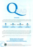 Paquete de 10 cuadernillos del Q-PAD. Cuestionario para la Evaluación de Problemas en Adolescentes