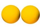 Pelotas foam multiusos (2 pelotas de 70mm)