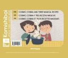 Cósimo, Cosima y tres recetas mágicas. Cuento para Kamishibai A4 (Es/En/Fr)