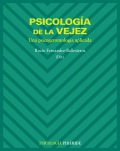 Psicología de la vejez. Una psicogerontología aplicada.