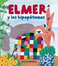 Elmer y los hipopótamos.
