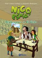 Nico, espía. Shakespeare y el globo
