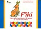 Piki. Material funcional de apoyo en lectura y escritura. Vocabulario básico