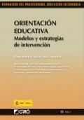 Orientación educativa. Modelos y estrategias de intervención. Vol. I