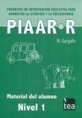 Cuadernillos de PIAAR-R, programa de intervención para aumentar la atención y la reflexividad ( nivel 1 ).