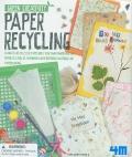 Papel reciclado (Paper recycling)