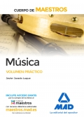 Educación Musical. Volumen Práctico. Cuerpo de Maestros.
