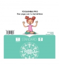 Yogashibai pro: Haz Yoga con tu Kamishibai A3