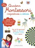 Quadern Montessori d'experiències de ciència (de 3 a 6 anys)