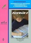 PSICOLIN - 3. Desarrollo de las habilidades Psicolingüísticas y en el Pensamiento Lógico.