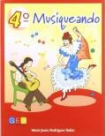 Musiqueando 4º Primaria. Material didáctico para el alumno - Libro de texto