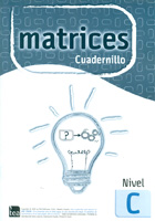 Cuadernillo Nivel C (unidad) de MATRICES. Test de Inteligencia General