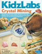Extracción de cristal - Crystal mining