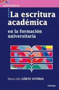 La escritura académica En la formación universitaria