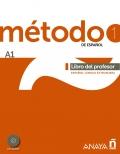 Método 1 de español. Libro del profesor A1
