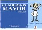 Cuadernos MAYOR. Serie azul. Cuaderno 1. Ficha de actividades para mayores.
