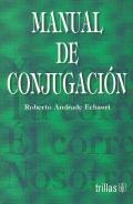 Manual de conjugación.