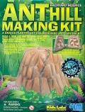 Juego de molde y pinturas para hormiguero de escayola (Ant hill making kit)