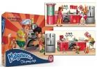 Magnetiz - The young chefs (Juego magnético cocina) 85 pcs.