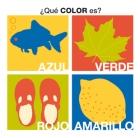 ¿Que color es? azul, verde, rojo y amarillo