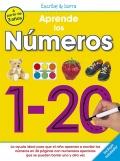 Aprende los números. Escribe y borra.
