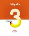 Caligrafía 3. Cuadernos primaria