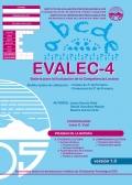 EVALEC-4. Batería para la Evaluación de la Competencia Lectora. (1 cuadernillo y corrección)