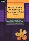 Análisis de datos en psicología y ciencias de la salud. Volumen II: Inferencia estadística.