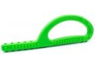 Mordedor Grabber largo Goshabunga duro con texturas (verde lima)