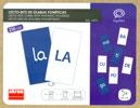 Lecto-bits de sílabas fonéticas para entrenamiento del habla y la lectura. Método LogoBits