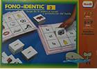 Fono-Identic 3. Juego de la memoria y estimulación del habla.