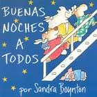 Buenas noches a todos. Sandra Boynton
