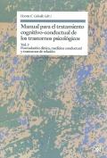 Manual para el tratamiento cognitivo-conductal de los trastornos psicológicos. Volumen 2. Formulación clínica, medicina conductal y trastornos de relación.