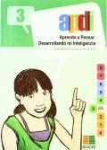 Aprendo a pensar desarrollando mi inteligencia. APDI-3