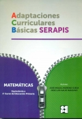 Adaptaciones Curriculares Básicas Serapis. Matemáticas. Equivalente a 4ª curso de Educación Primaria