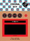 Cocina DIY. Crea y construye tu cocina de cartón